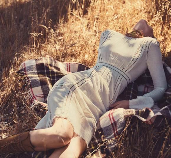 Toni Garrn by Norman Jean Roy for Porter Magazine