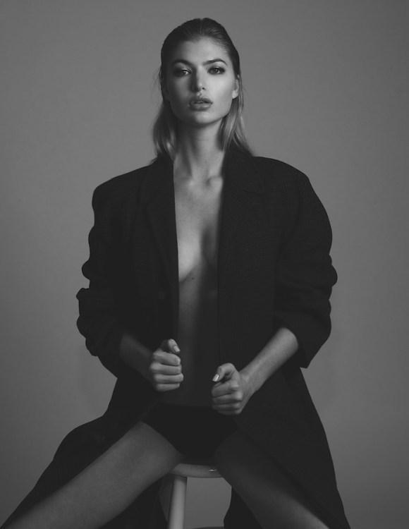 Allie Fosheim by Attilio D'Agostino