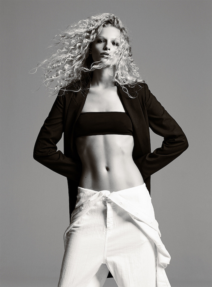 Frederikke Sofie by Lasse Wind for Revs Magazine