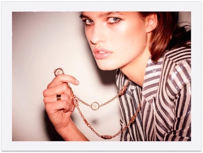 Julia van Os by Ezra Petronio for Flair Magazine