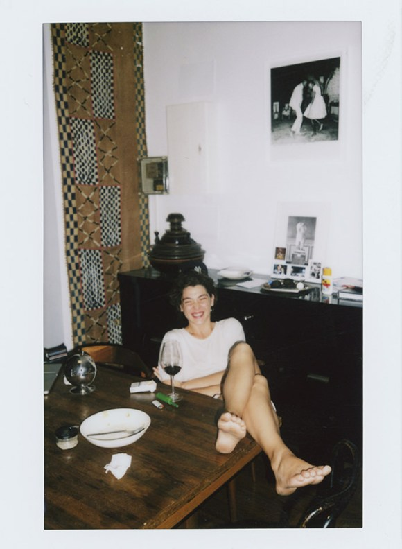 Steffy Argelich by Quentin de Briey