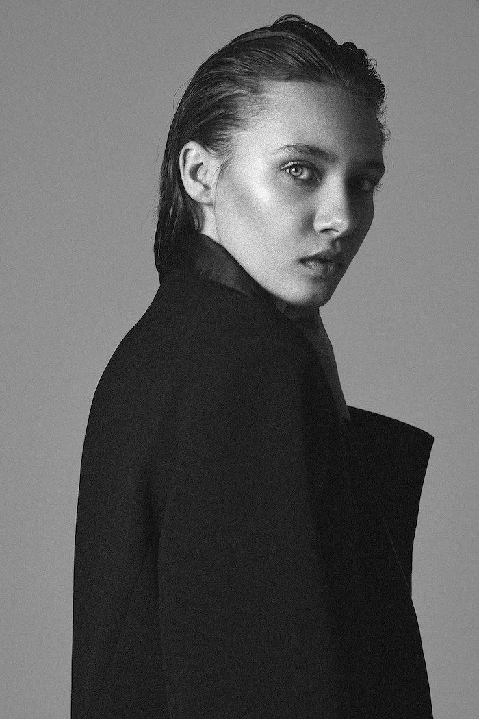 Anastasia Pochernikova by Vincent Binant for Portraits Of Girls