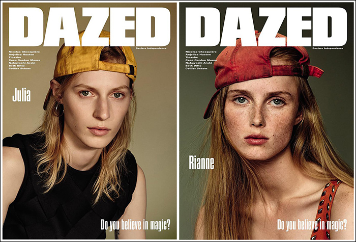 Julia & Rianne cover Dazed & Confused