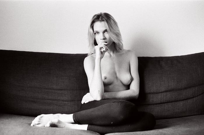 Eva Biechy by Marco Miraglia for Self Control