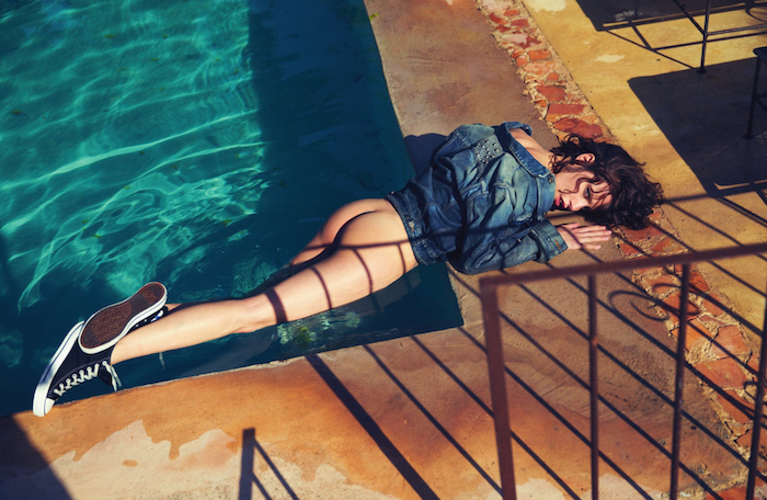 Lorelle Rayner by David Bellemere for Lui Magazine