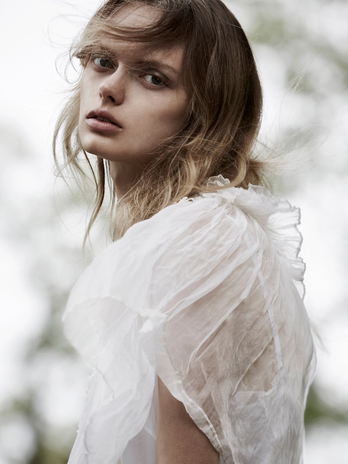 Helene Desmettre by Taea Thale for Steadfast Magazine