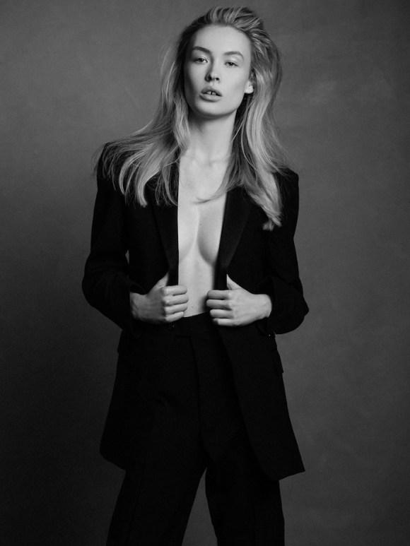 Viktoria Foti by Nick Suarez