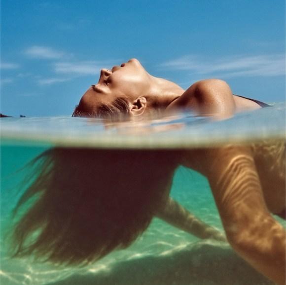 Josephine Skriver by Emma Tempest for Porter Magazine