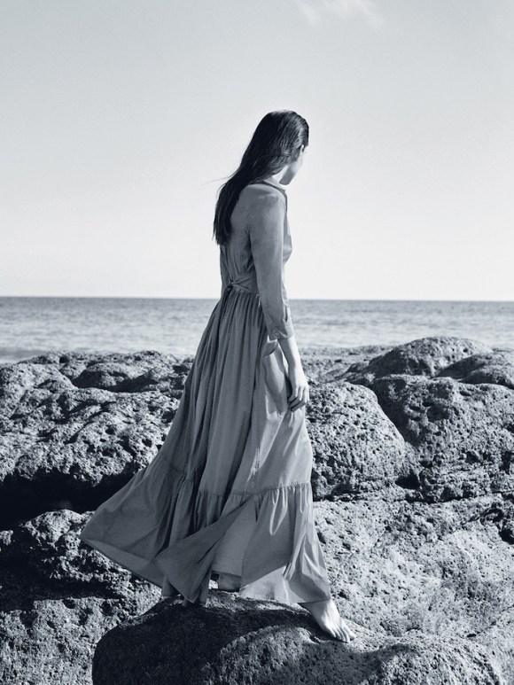 Clarissa Fodor by Rabel Weiss for Grazia Moda