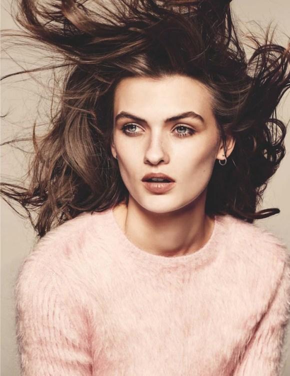 Lara Mullen by Lorenzo Bringheli for Tatler UK