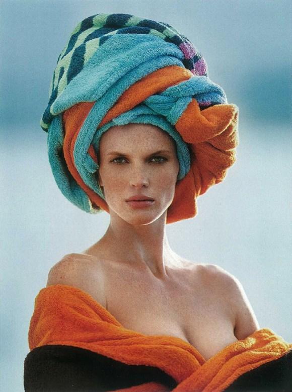 Anne Vyalitsyna by Gilles Bensimon for Maxim Magazine