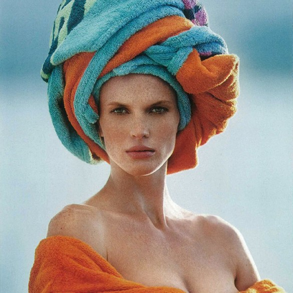 Anne Vyalitsyna by Gilles Bensimon for Maxim Magazine