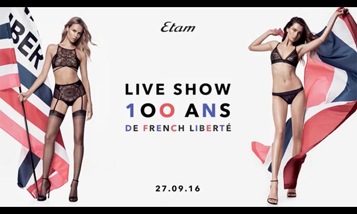 Etam Celebrates 100 Years