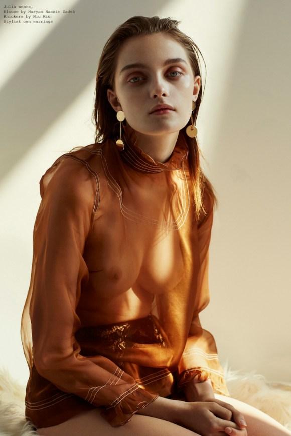 Julia Belyakova by Annie Powers for Satellite Journal