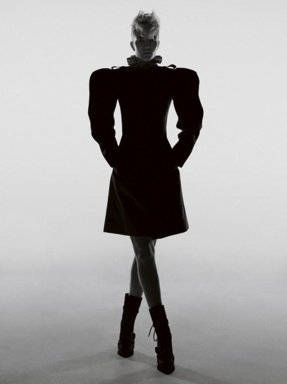 Rosie Huntington-Whiteley by Phil Poynter for Garage Magazine