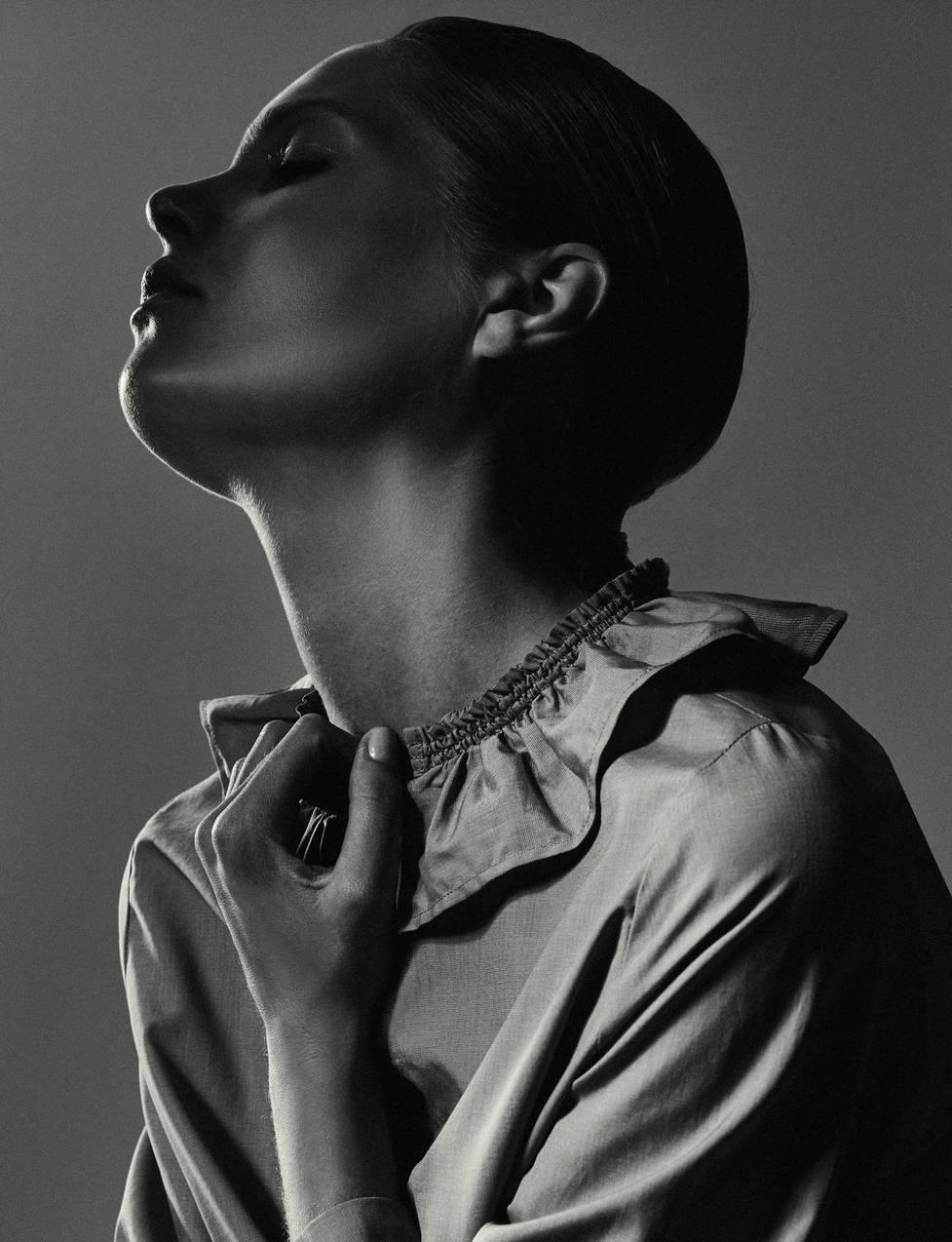 The Line: Caroline Brasch Nielsen