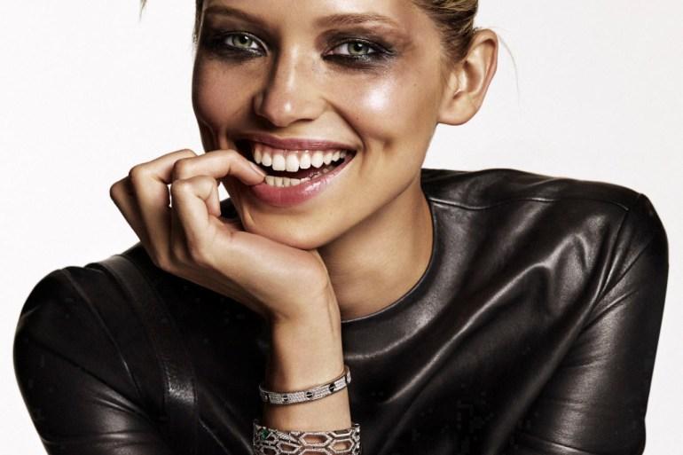 Hana Jirickova by Alique for Vogue Netherlands