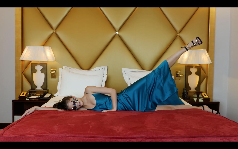Taylor Hill for Vogue Paris