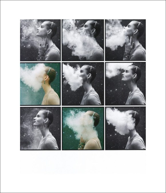 Giedre Dukauskaite by Marton Perlaki for M Le Magazine Du Monde