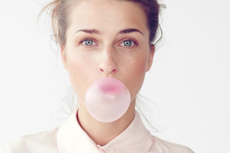Regitze Christensen by Sean McMenomy for Elle Denmark