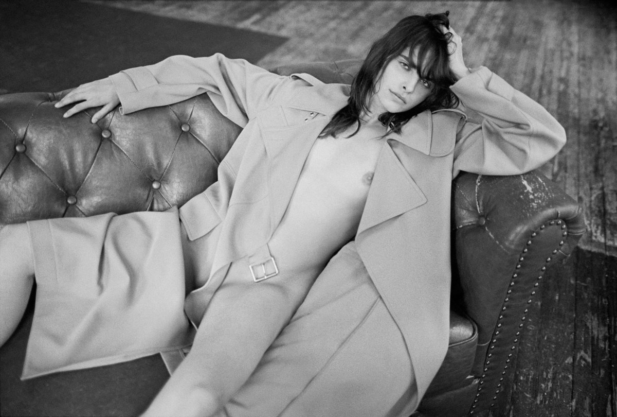 Shaughnessy Brown by Riccardo Vimercati for Vogue Ukraine