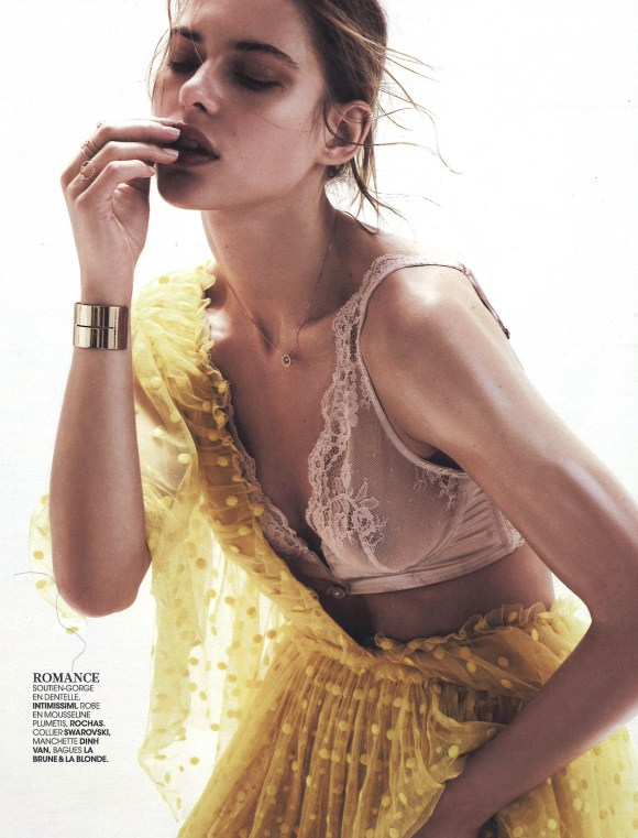 Lana Zakocela by Matias Indjic for Madame Figaro