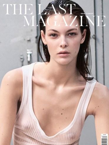Vittoria Ceretti covers The Last Magazine