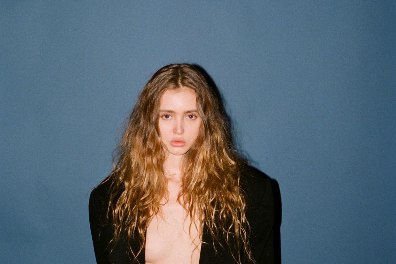 Aliyah Galyautdinova by Gigi Ben Artzi for P Magazine