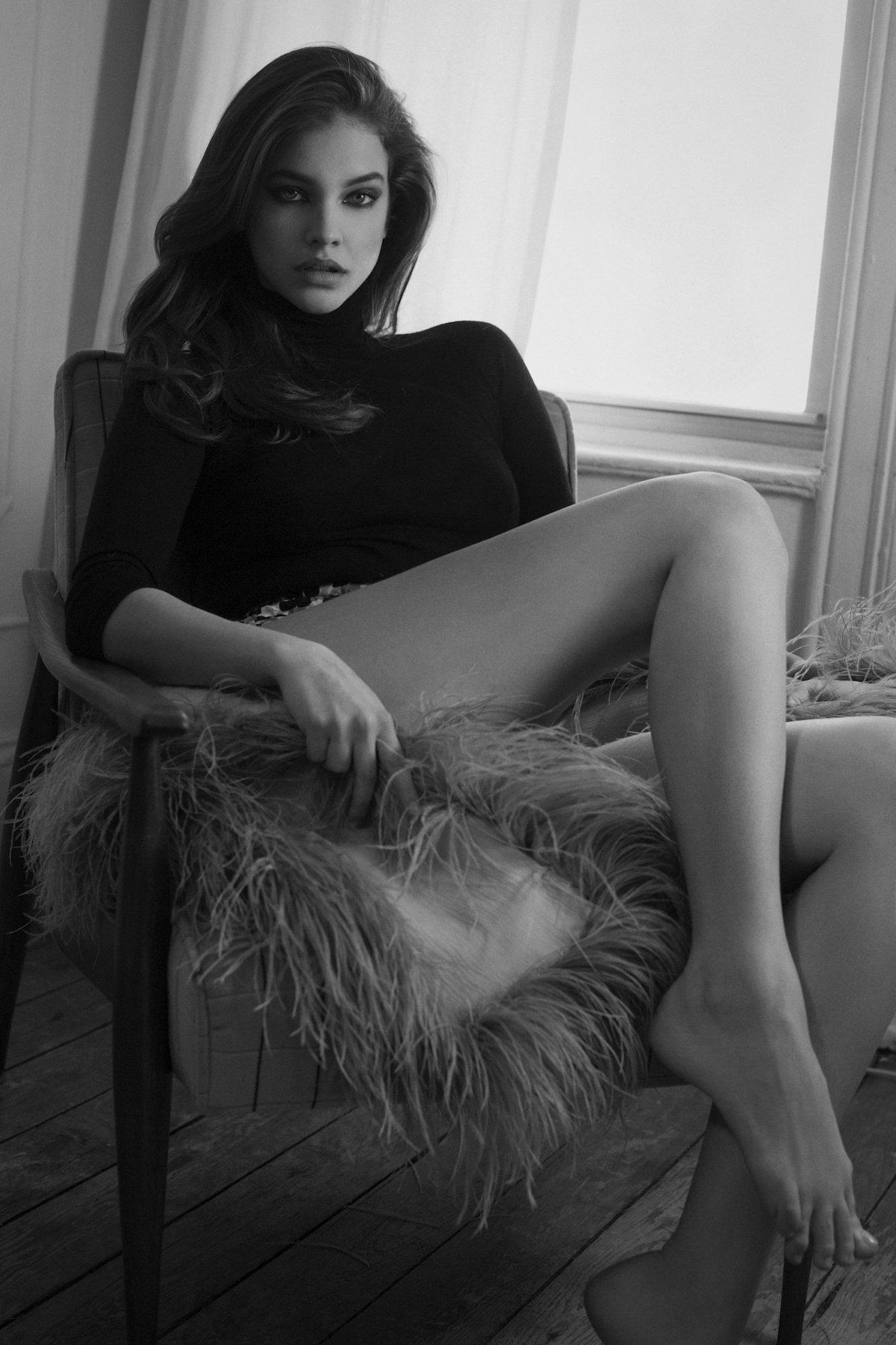 Barbara Palvin by Krisztian Eder for CR Fashion Book