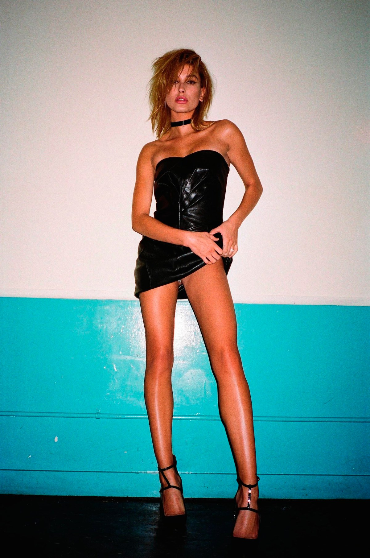 Hailey Baldwin by Pierre-Ange Carlotti for Lui Magazine