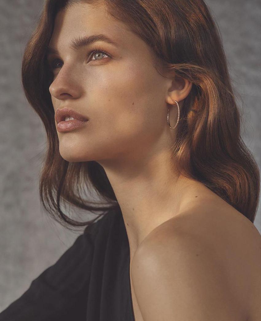 Julia Van Os by Emma Tempest for Porter Magazine