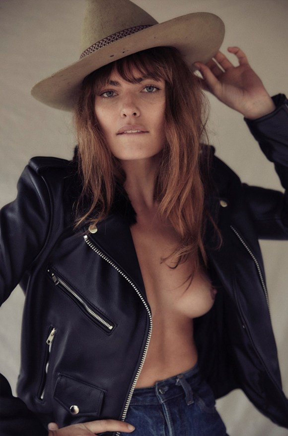 Alyssa Miller by Harper Smith
