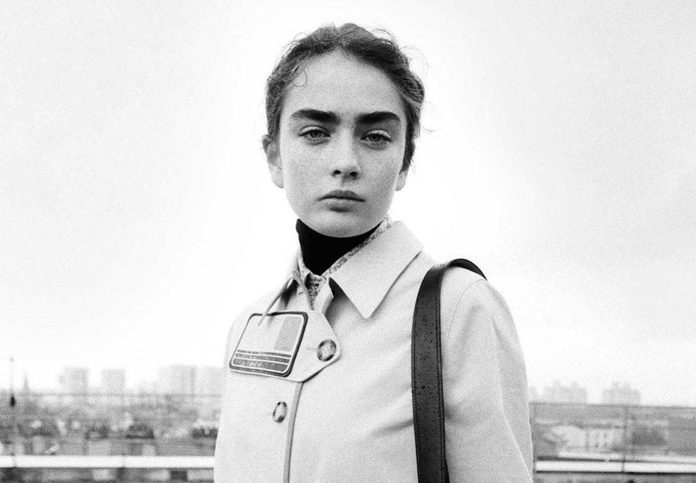 Alisha Nesvat photographed by Stephanie Volpato for Harper's Bazaar Kazakhstan, April 2017