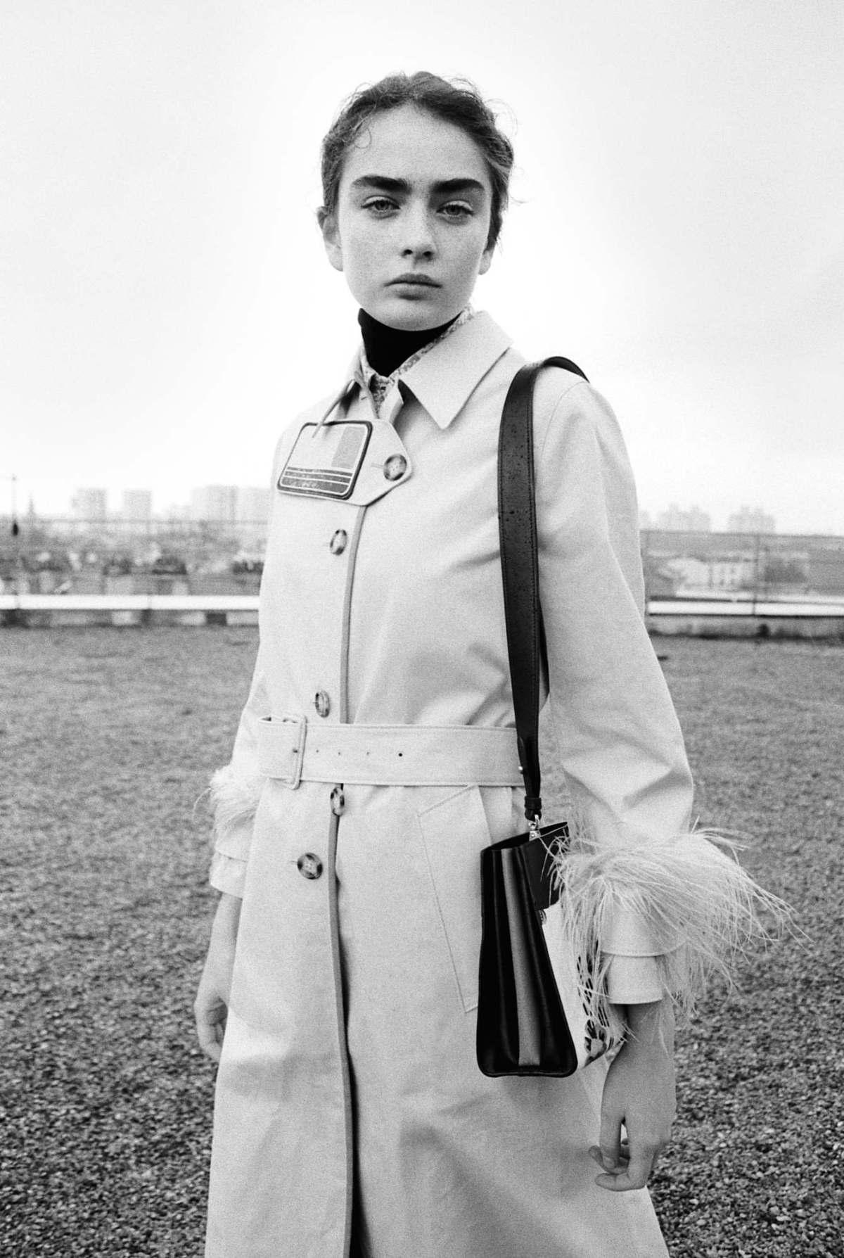 Alisha Nesvat by Stephanie Volpato for Harper's Bazaar Kazakhstan