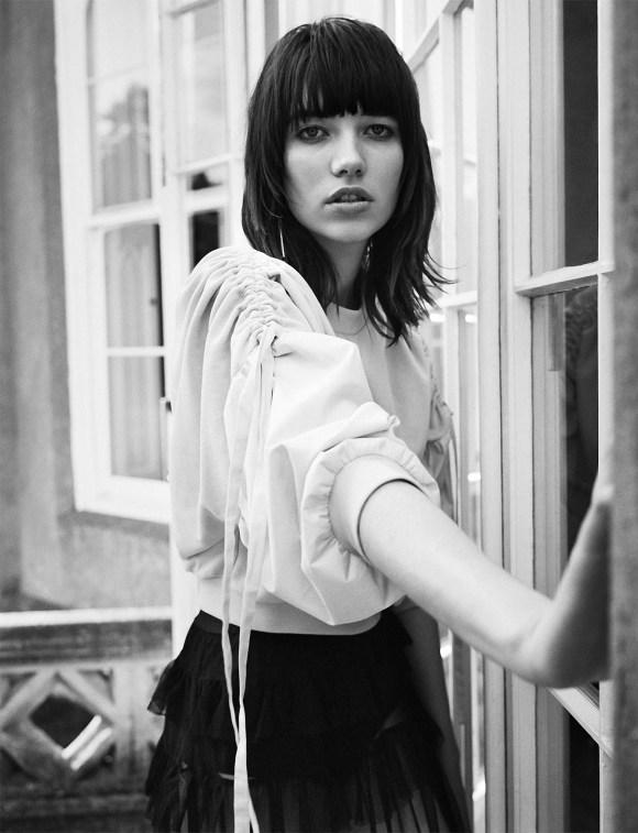 Grace Hartzel by Angelo Pennetta for Zara