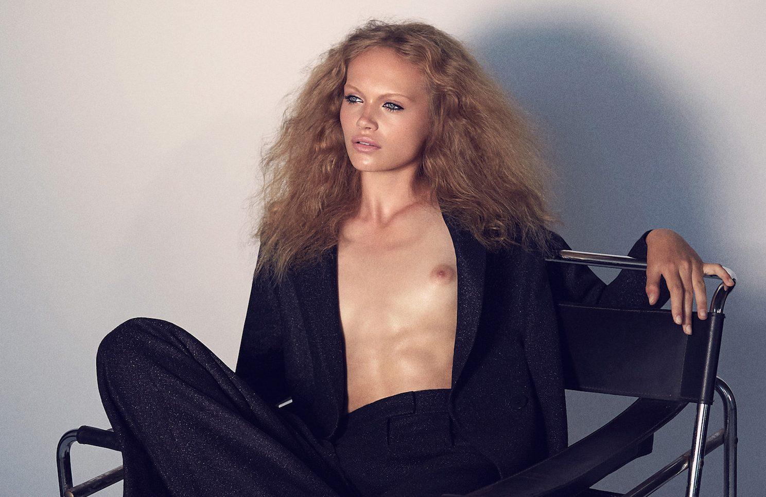 Mae Van Der Weide by Zoey Grossman