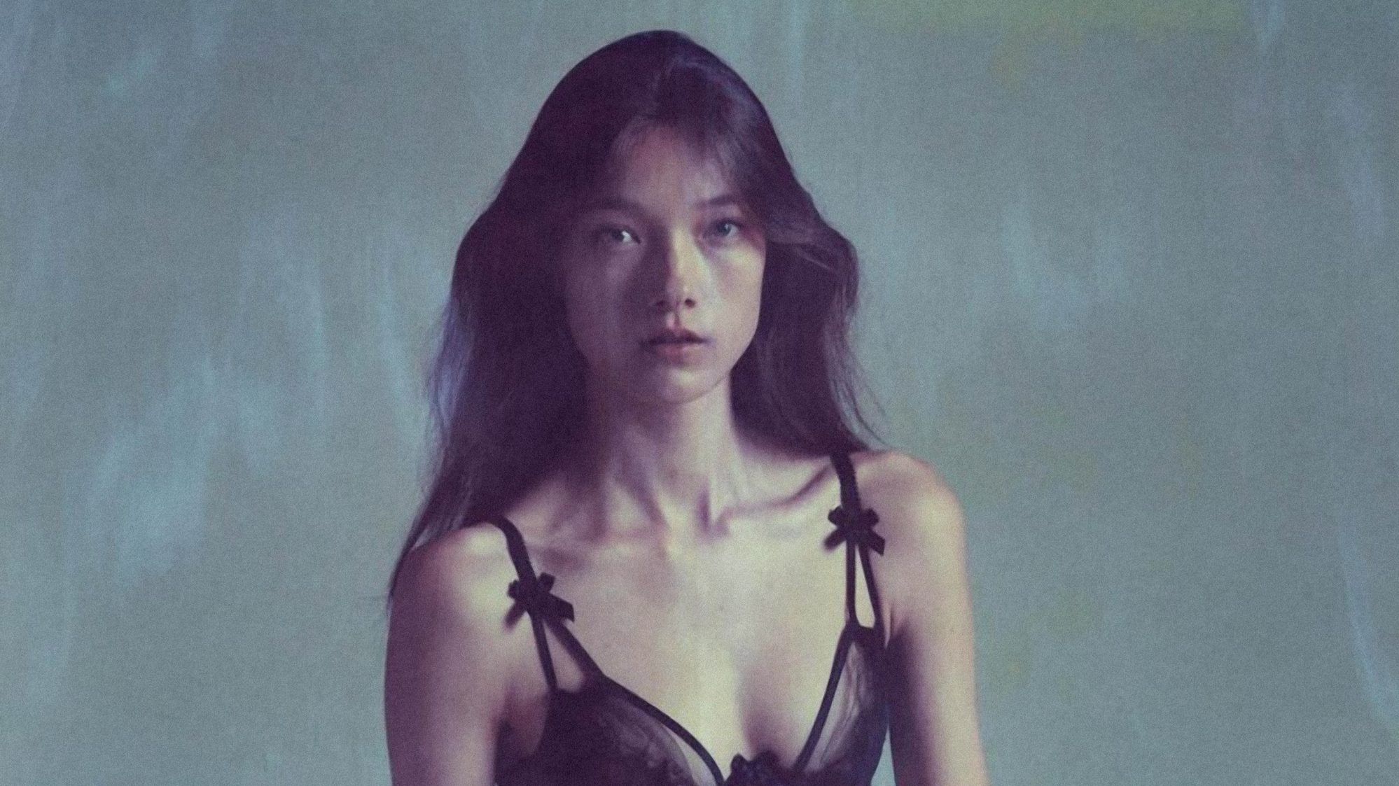 Yumi Lambert photographed by Vanina Sorrenti for 10 Magazine, Summer 2017