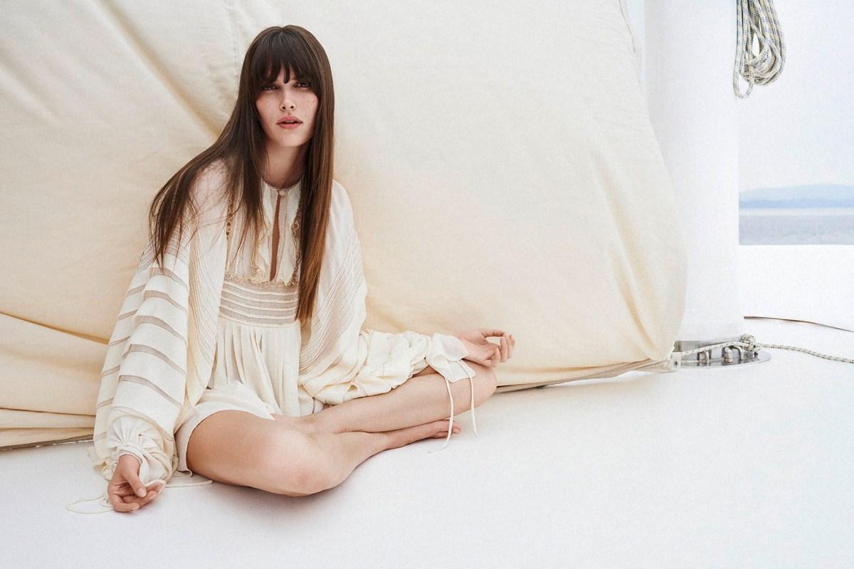 Vanessa Moody by Liz Collins for Vogue Turkey