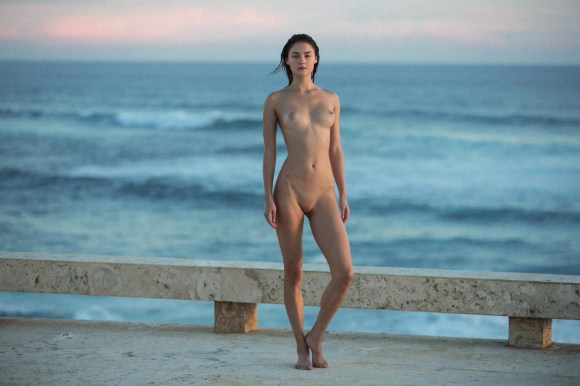 Vika Levina by David Bellemere for Treats