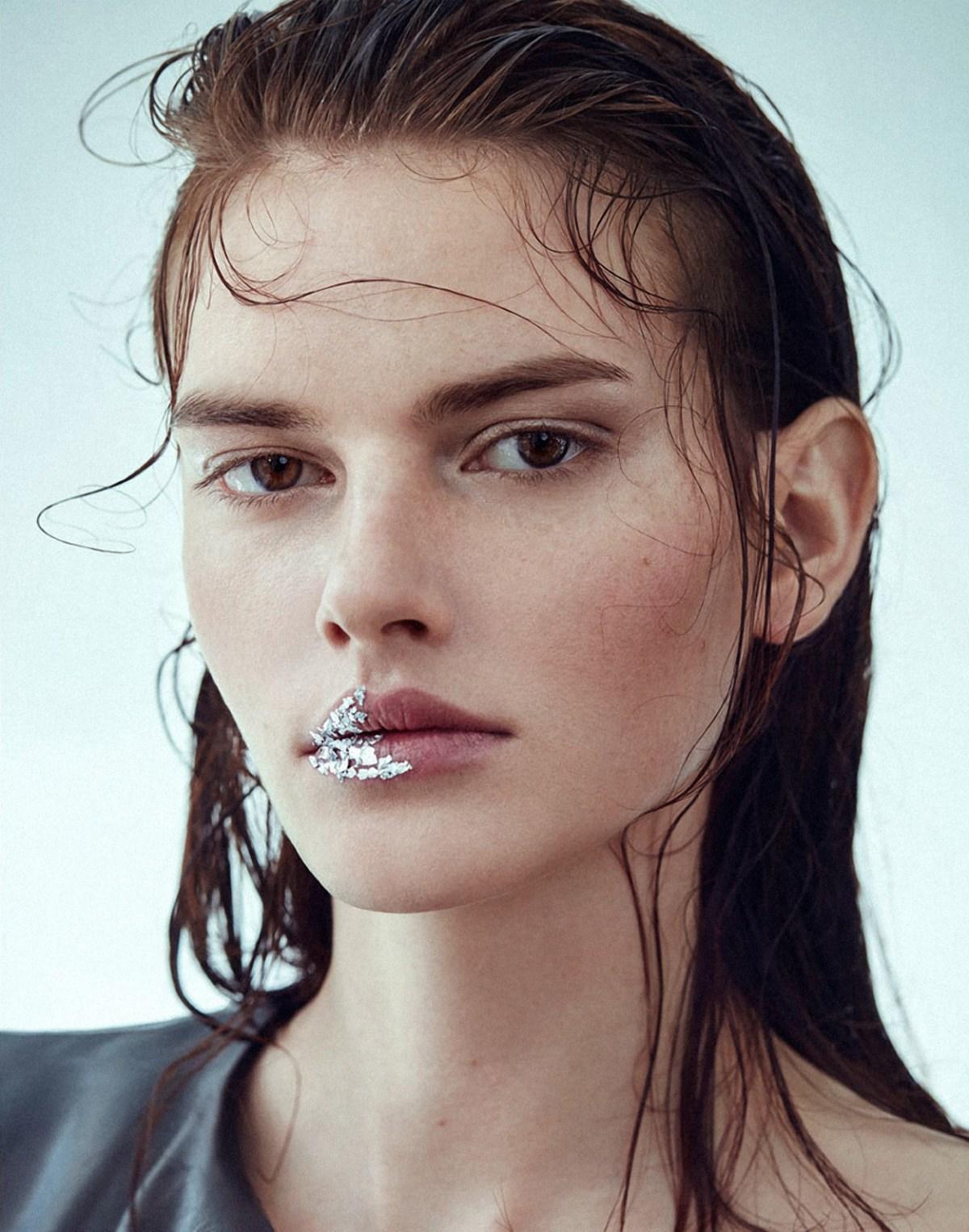 Dorota Kullova by Dirk Messner for Hunger TV