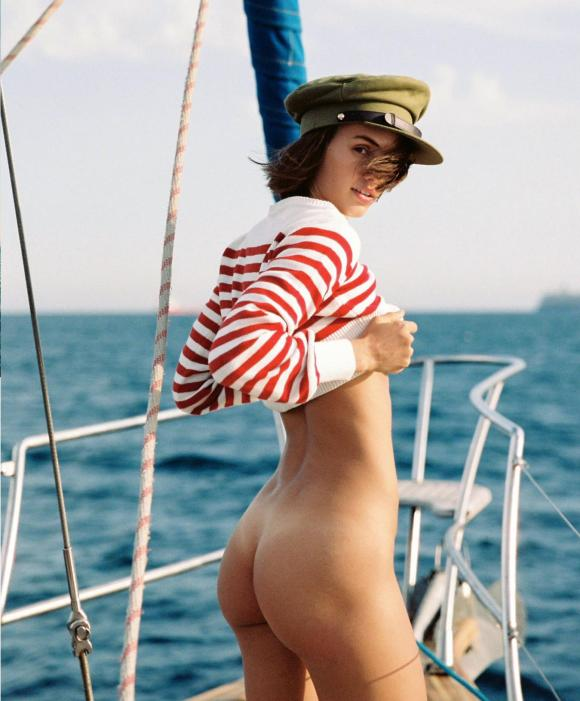 Johanne Landbo by Cameron Hammond for Playboy