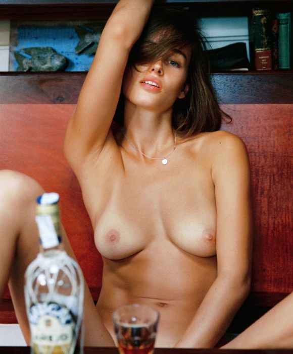 Johanne Landbo by Cameron Hammond for Playboy