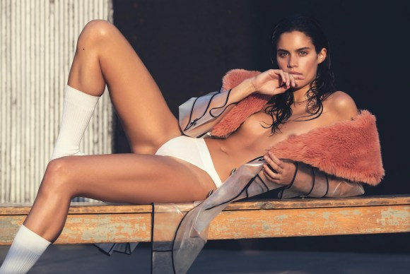 Sara Sampaio by David Bellemere for Lui Magazine