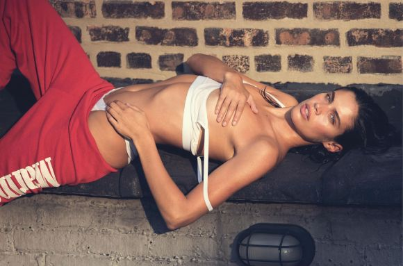 Sara Sampaio by David Bellemere for Lui Magazine