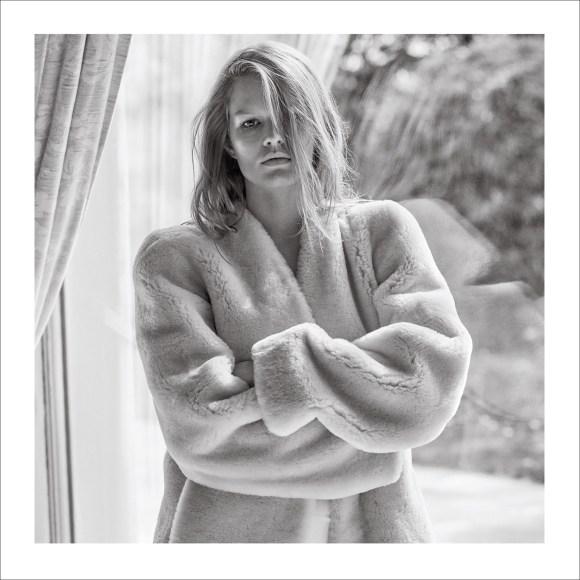 Anna Ewers by Mario Sorrenti for V Magazine