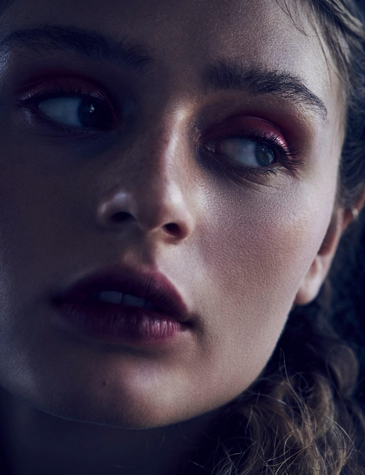 Lilliya Scarlett by Michael Barr for Portraits Of Girls