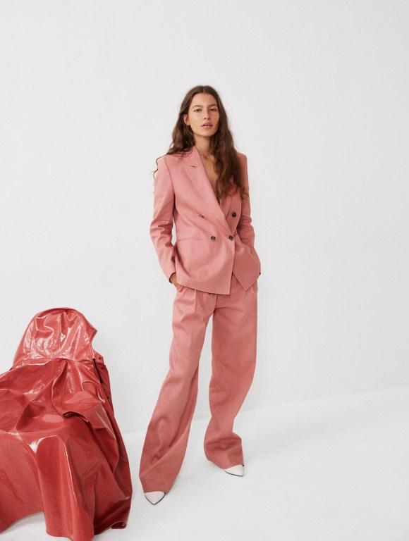 Marlene Kohrs by Frida Marklund for Elle Sweden