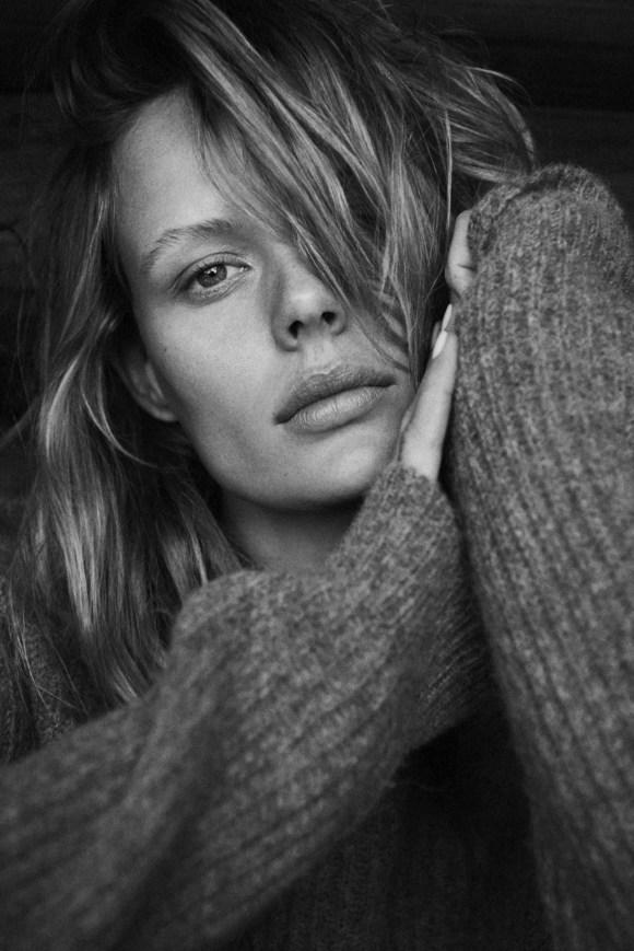 Marlijn Hoek by Sune Czajkowski for Elle Denmark