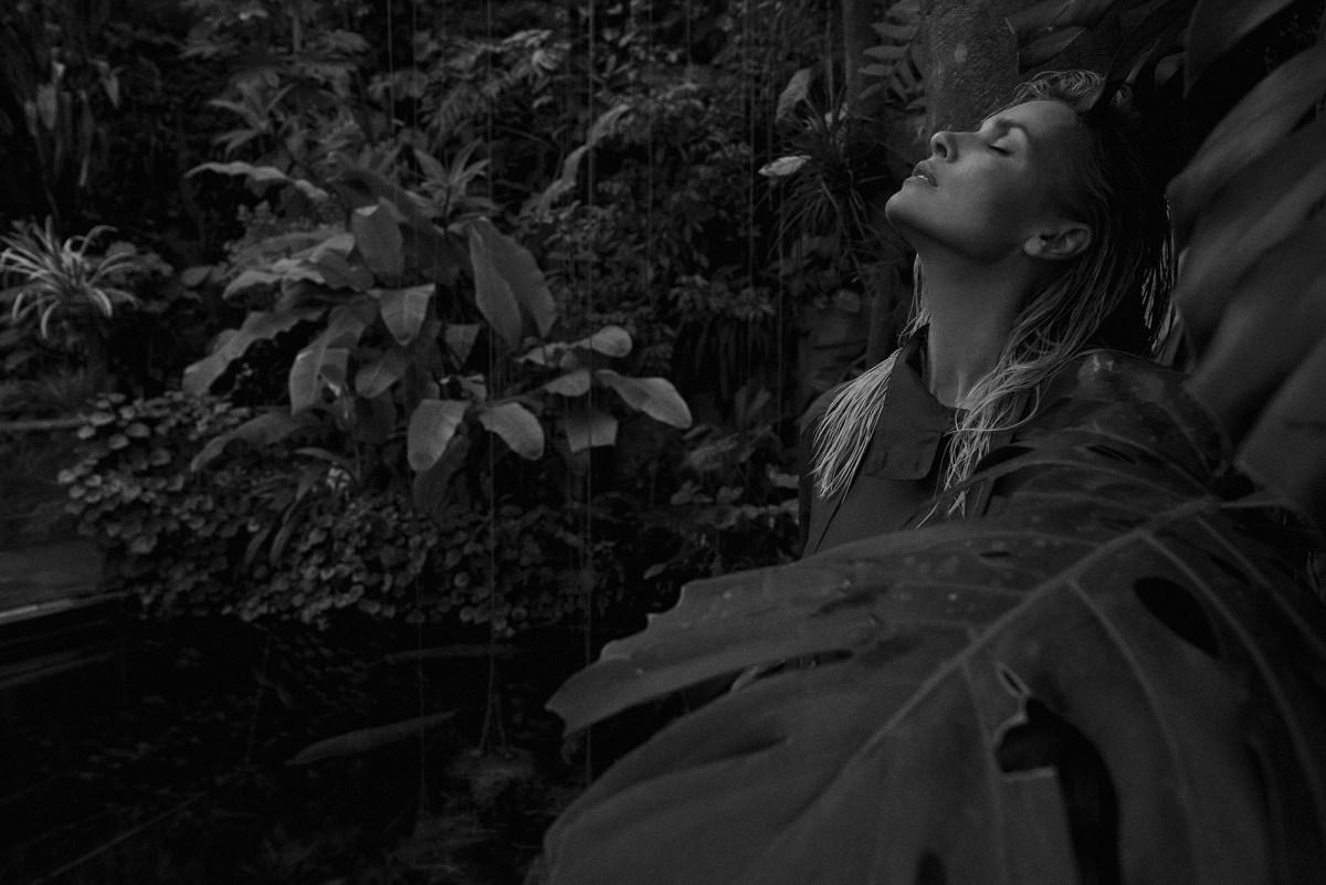 Daniela Pestova by Andreas Ortner