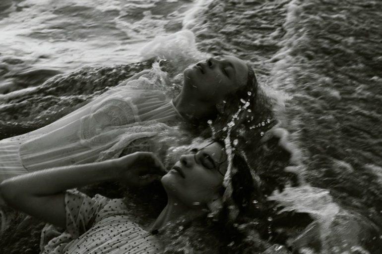 Aivita Muze by Marcin Kempski for Vogue Polska 1